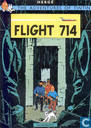 Bandes dessinées - Tintin - Flight 714