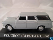 Model cars - Altaya - Peugeot 404 Break