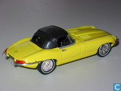 Model cars - Matchbox - Jaguar E-type