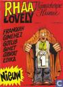 Bandes dessinées - Rhaa Lovely (tijdschrift) - Nummer 1