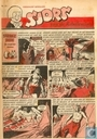 Bandes dessinées - Sjors van de Rebellenclub (tijdschrift) - 1958 nummer  23