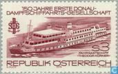 Danube shipping company 150 years