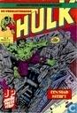 Bandes dessinées - Hulk - Een stad sterft