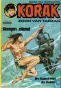 Bandes dessinées - Korak - Slangeneiland + De sabel van de sultan