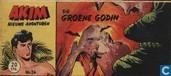 Comic Books - Akim - De groene godin