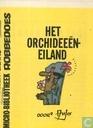 Bandes dessinées - Orchideeëneiland, Het - Het orchideeëneiland