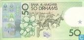Bankbiljetten - Marokko - 1987 (1991) Issue - Marokko 50 Dirhams 1987 (1991)