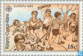 Postage Stamps - Cyprus [CYP] - Europe – Children's games