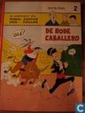 Comic Books - Nonkel Zigomar, Snoe en Snolleke - De rode Caballero