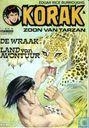 Strips - Korak - De wraak + Land van avontuur
