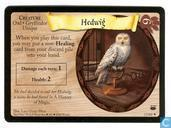 Trading cards - Harry Potter 3) Diagon Alley - Hedwig
