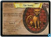 Trading cards - Harry Potter 1) Base Set - Mrs. Norris