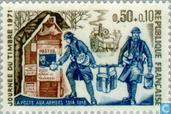 Postage Stamps - France [FRA] - Fieldpost