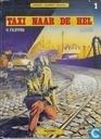 Comics - Freddy Joubert, detective - Taxi naar de hel