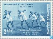 Postage Stamps - Belgium [BEL] - Independence of Congo