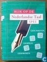 Blik op de Nederlandse taal spel