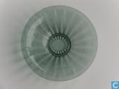 Glass / crystal - Kristalunie - Bambusa schaal duochroom