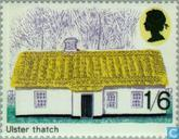 Postage Stamps - Great Britain [GBR] - British Rural Architecture