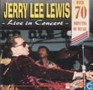 Platen en CD's - Lewis, Jerry Lee - Live in concert