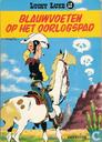 Strips - Lucky Luke - Blauwvoeten op het oorlogspad