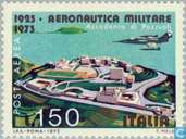 Postage Stamps - Italy [ITA] - Air Force 50 years
