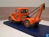 """Model cars - Atlas - De kraanwagen van Samoem uit """"Kuifje en het zwarte goud"""""""