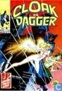Comics - Cloak en Dagger - Het festival