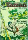Comic Books - Tarzan of the Apes - Tarzan's razernij