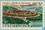 Briefmarken - Luxemburg - Landschaften