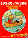 Comic Books - Willy and Wanda - Het avonturen- en spellenboek