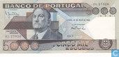 Portugal 5000 Escudos