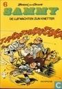Comics - Sammy & Jack - De lijfwachten zijn knetter