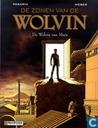 Strips - Zonen van de wolvin, De - De wolvin van Mars