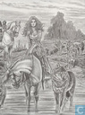 Bandes dessinées - Claymore [Sels] - Als uitgehongerde wolven