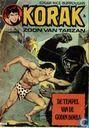 Bandes dessinées - Korak - De tempel van de Godin Dimba