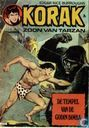 Comic Books - Korak - De tempel van de Godin Dimba