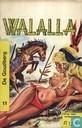 Bandes dessinées - Walalla - De Goudberg