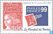 Timbres-poste - France [FRA] - PHILEXFRANCE '99