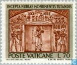Postage Stamps - Vatican City - Nubian Monuments Protection