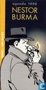 Comic Books - Nestor Burma - agenda 1998 Nestor Burma