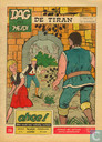 Comic Books - Dag en Heidi - De tiran