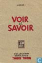 Cartes postales - Tintin - Voir et Savoir : Aérostation - Série 1 (1-6) + Collection B (1-6)