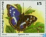 Briefmarken - Belgien [BEL] - Schmetterlinge