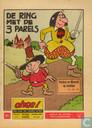 Comic Books - Jack Bip's - De ring met de 3 parels