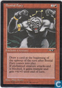 Trading cards - 1996) Alliances - Bestial Fury