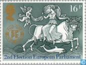 Postage Stamps - Great Britain [GBR] - European Parliament Elections