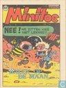Bandes dessinées - Minitoe  (tijdschrift) - 1988 nummer  43