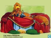 Bandes dessinées - Atalante - La legende - Les amis d'Atalante