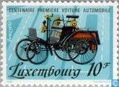 Postage Stamps - Luxembourg - Car 100 years