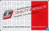 Automatiseringsburo Quality & Results